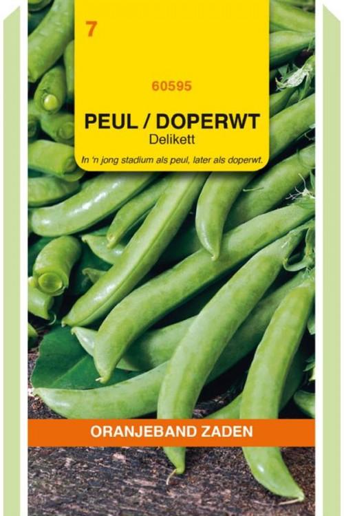 Delikett Sugarsnap Sugar Peas