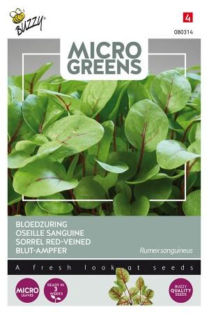 Bloedzuring - Microgreens...