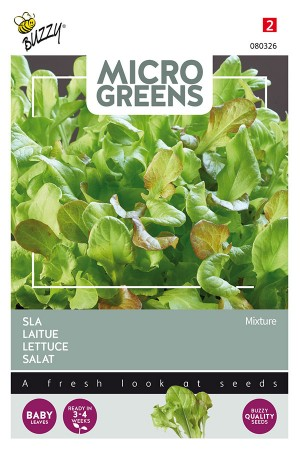 Lettuce mixed - Microgreens