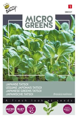 Tatsoi - Microgreens
