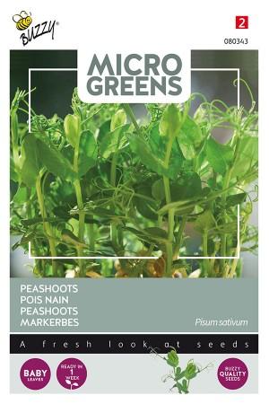 Peashoots - Microgreens