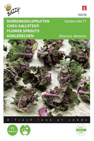 Garden Mix F1 - Flower Sprouts