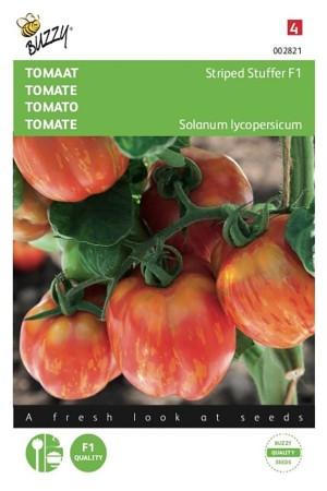Striped Stuffer F1 - Tomato