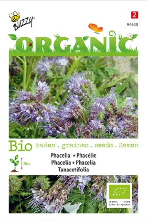 Phacelia Organic seeds