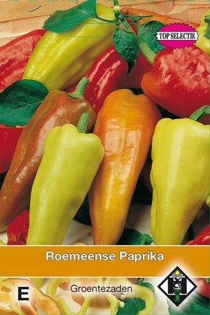 Roemeense Amy - Paprika