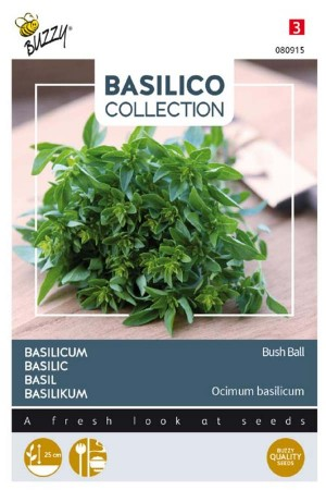 Greek Basil Bush Ball -...