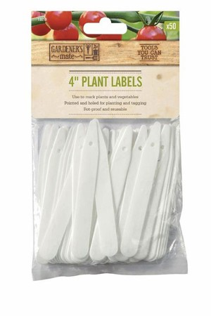 Plant Labels 4 inch
