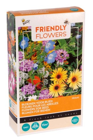 Bees Flower mix 15m2