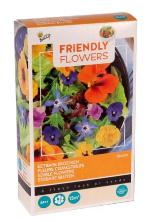 Eetbare Bloemenmengsel 15m2
