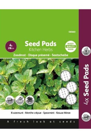 Spearmint seeds - Seedpads