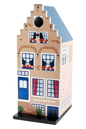 Canalhouse Stepgable Birdhouse