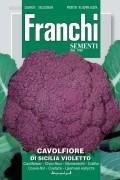 Di Sicilia Violetto - Purple Cauliflower