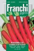 Candela di Fuoco - Long red Radish