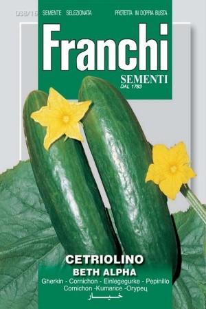 Beth Alpha - Snack Cucumber...