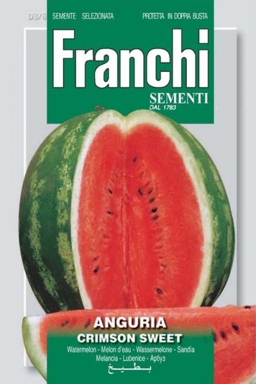 Watermelon Crimson Sweet