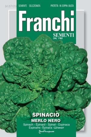 Merlo Nero - Spinach