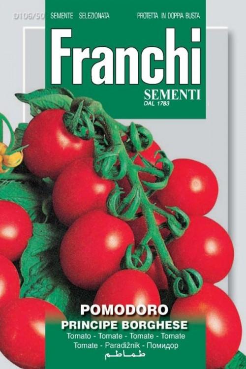 Principe Borghese cocktail tomaat
