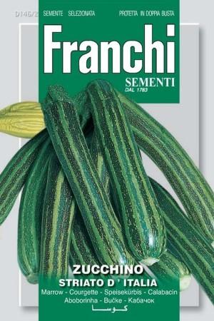 Striato Italia - Courgette
