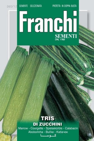 Mix Zucchini - Summer Squash