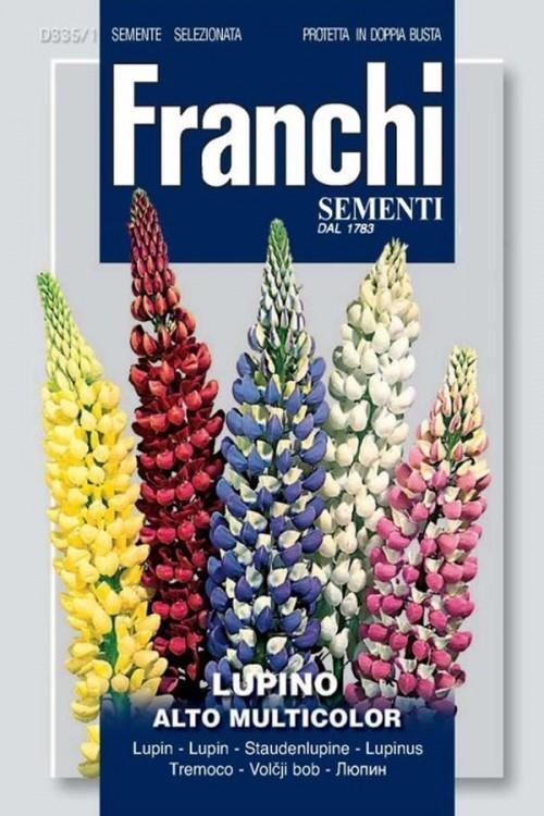 Alto Multicolor - Lupine zaden