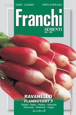Flamboyant 3 - Radish