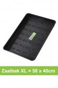 2-delige Zaaikas XL - 58 x 40cm - G155
