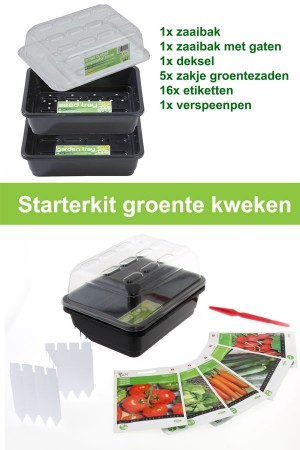 Starterkit Growing Vegetables
