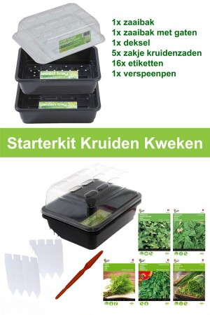 Starterkit Growing Spices &...