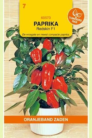 Redskin F1 - Paprika zaden
