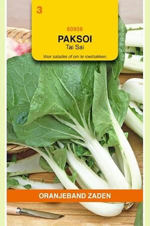 Tai Sai - Pak Choi seeds