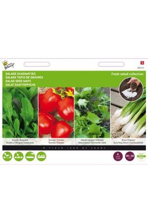 Fresh Salad Seedmat 4 x...
