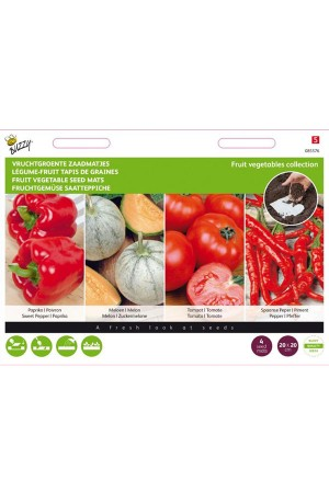 Fruit Vegetable Seedmat 4 x...