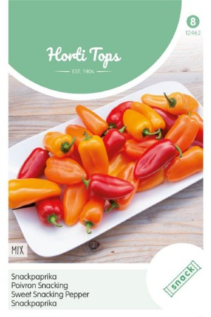 Sweet snacking peppers seeds