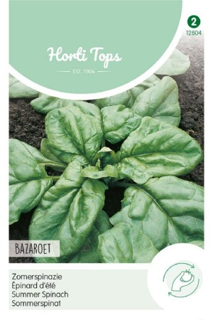 Bazaroet - Summer Spinach...