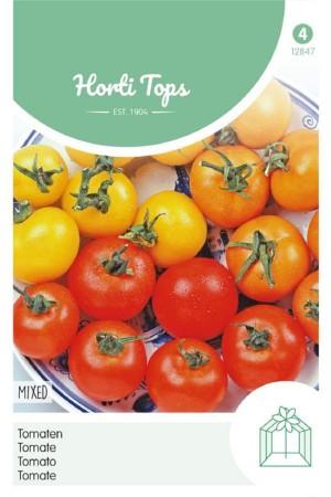 Gemengde kleuren tomaat zaden