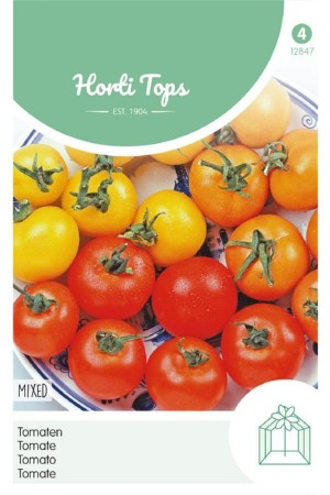 Mixed colours - Tomato seeds