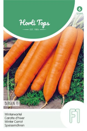 Bergen F1 - Winter carrots...