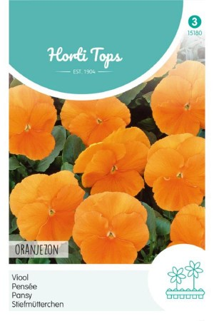 Oranjezon - Viooltjes zaden