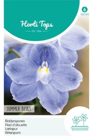Summer Blues Blue Larkspur...