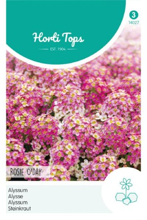 Rosie O' Day - Alyssum seeds