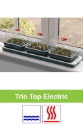 Electrically  heated 10W propagator 3 x M G50 windowsill Trio Top
