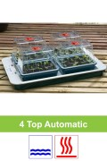 Electrically heated 50W propagator 4 x M G163 Four Top