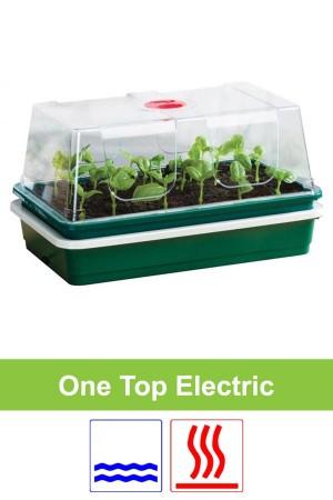 One Top Electric Propagator...