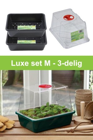 Medium high dome propagator...