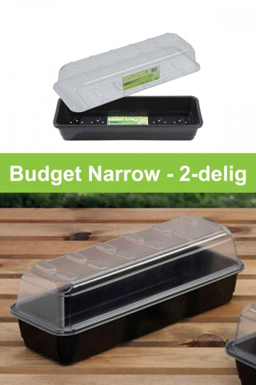 Narrow budget propagator 2-piece grow kit G134
