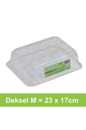 Budget deksel M 23x17cm - G142