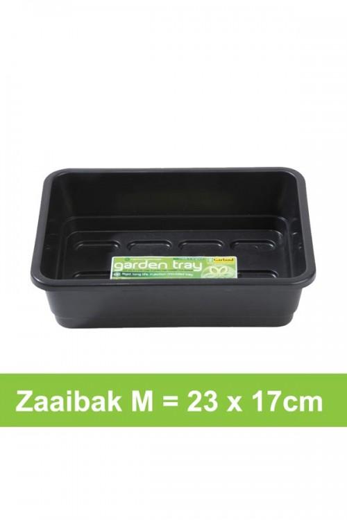 Zaaibak M zonder gaten 23 x 17cm - G130B