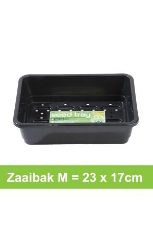 Zaaibak M met gaten 23 x...