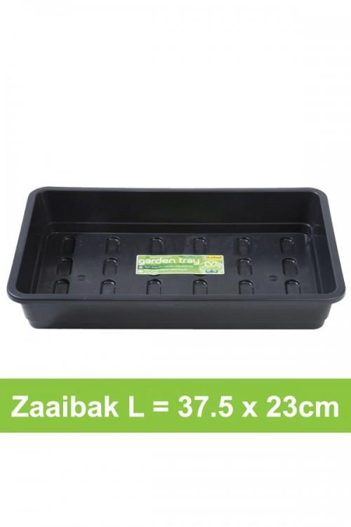 Zaaibak L zonder gaten 37,5 x 23cm - G132
