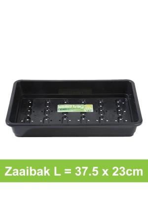 Zaaibak L met gaten 37,5 x...